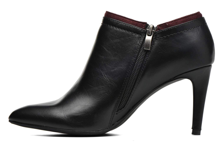 Bottines et boots Divine Factory Adatara Gris vue face