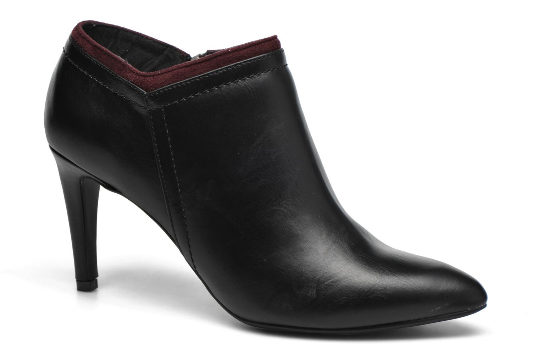 Bottines et boots Divine Factory Adatara Gris vue détail/paire