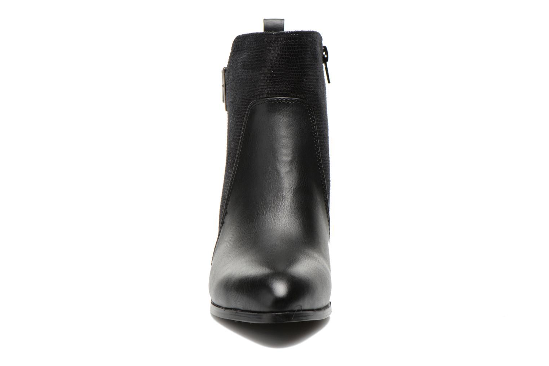 Boots en enkellaarsjes Divine Factory Kita Zwart model