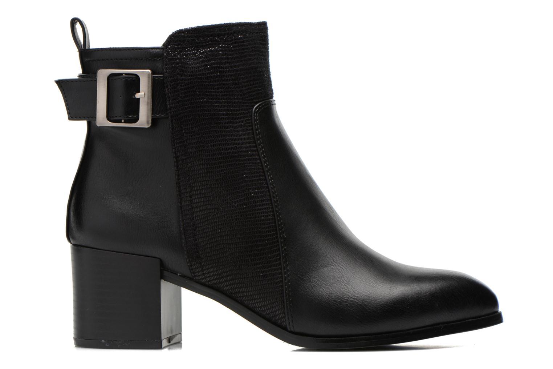 Boots en enkellaarsjes Divine Factory Kita Zwart achterkant