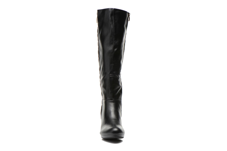 Stiefel Divine Factory Hamana schwarz schuhe getragen