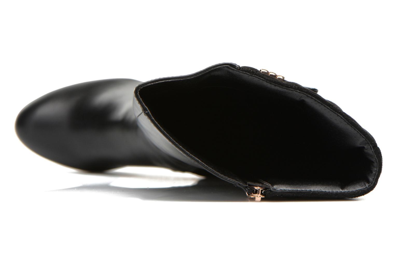 Stiefel Divine Factory Hamana schwarz ansicht von links