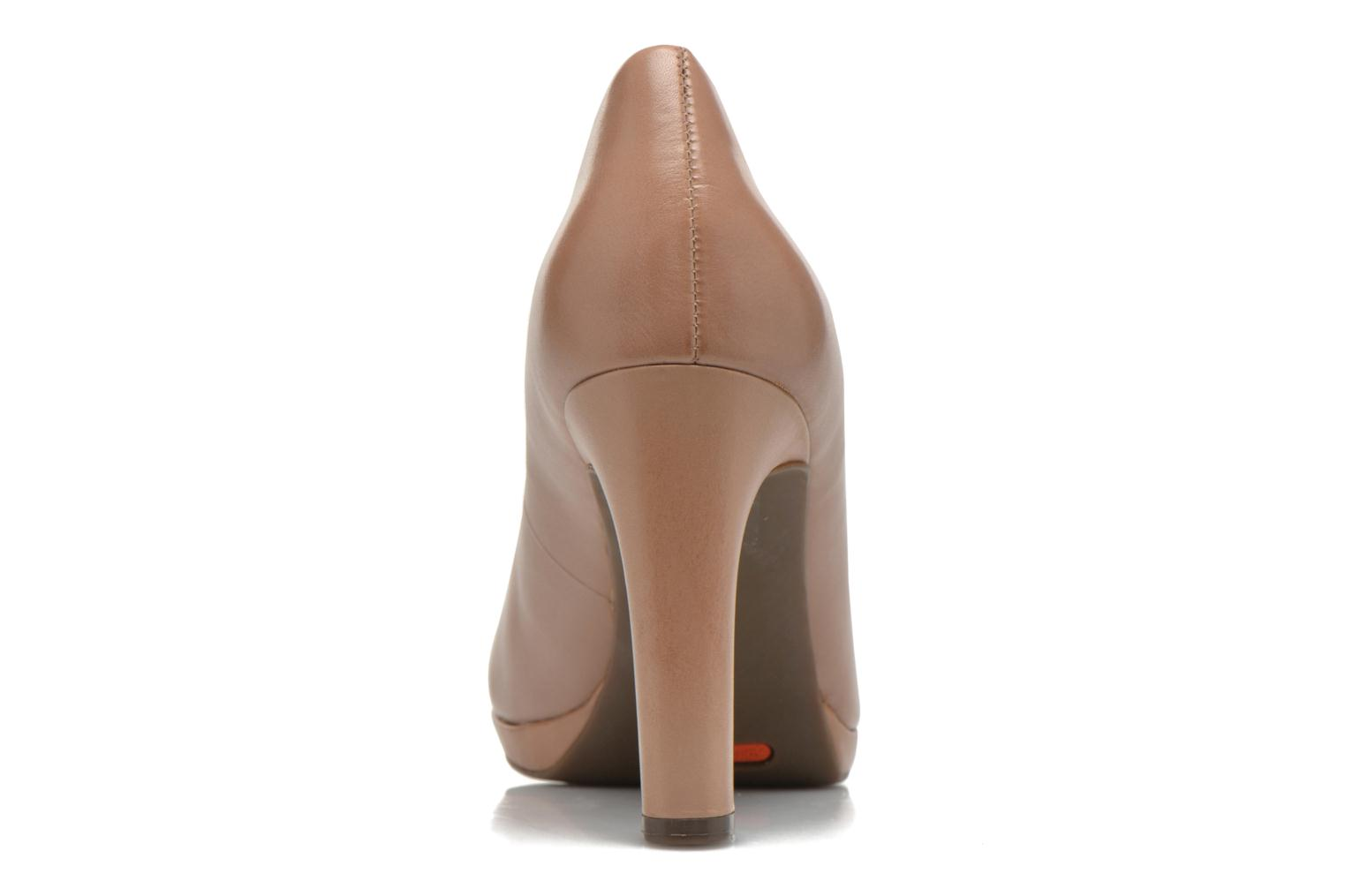 Ally plain pump Warm Taupe