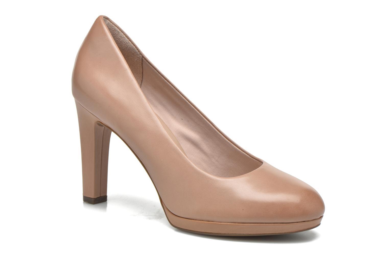 ZapatosRockport Ally plain pump (Beige) - Zapatos de salvaje tacón   Casual salvaje de fa0600