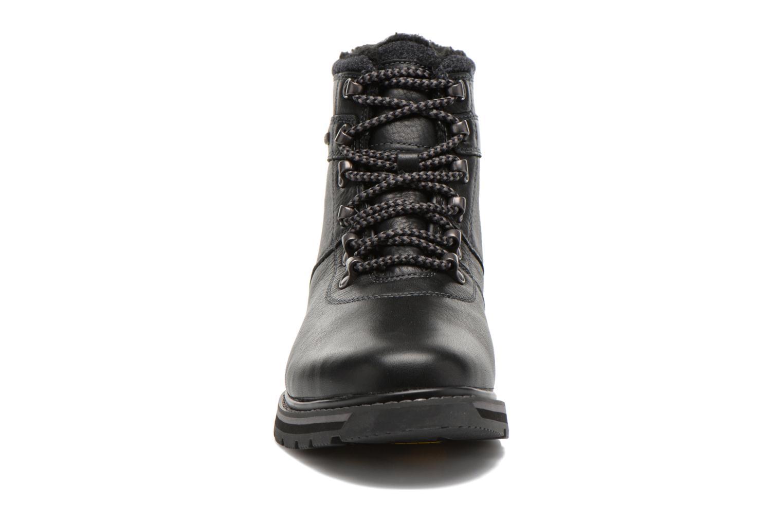 Stiefeletten & Boots Rockport Trlbrkr alpine wp schwarz schuhe getragen