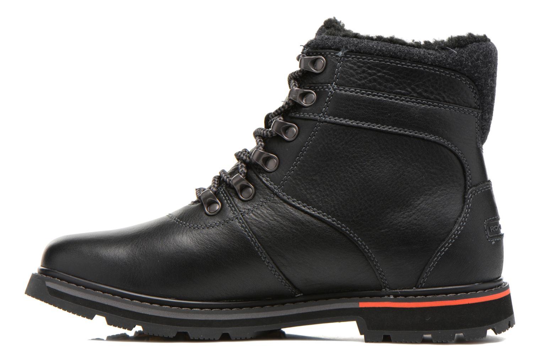 Stiefeletten & Boots Rockport Trlbrkr alpine wp schwarz ansicht von vorne