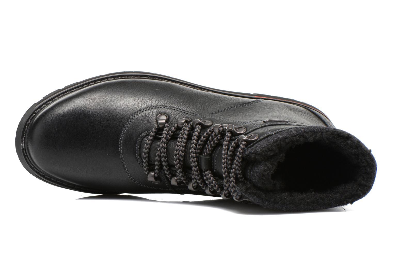 Bottines et boots Rockport Trlbrkr alpine wp Noir vue gauche