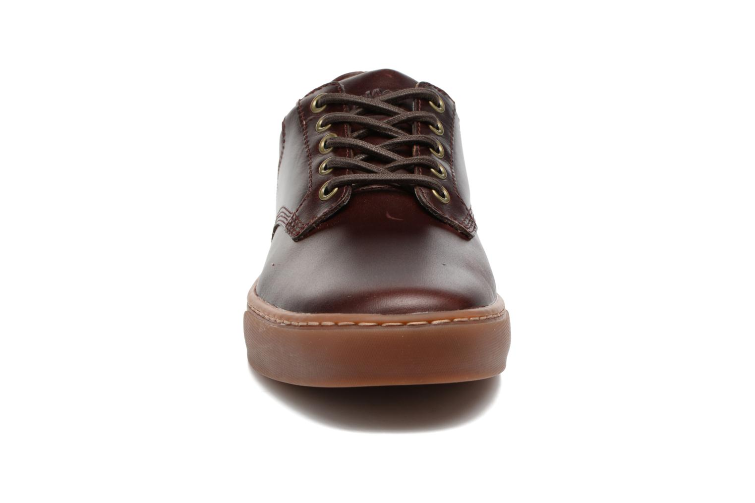 Trainers Timberland Adventure 2.0 Cupsole Lea Burgundy model view