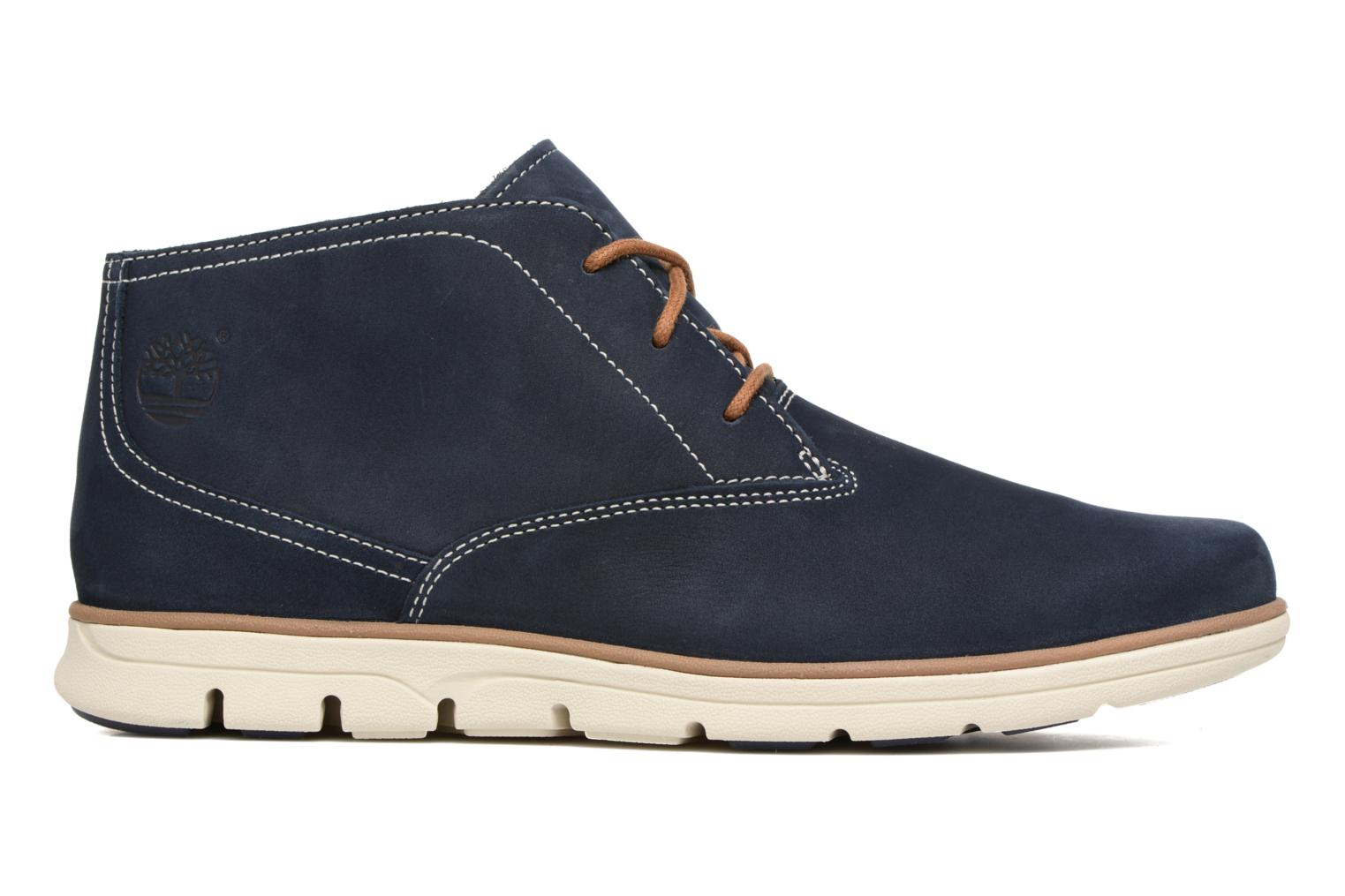 Lace-up shoes Timberland Bradstreet PT Chukka Blue back view