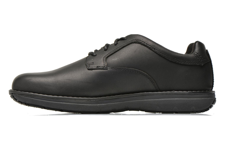 Chaussures à lacets Timberland Barrett PT Oxford Noir vue face