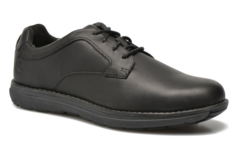 Chaussures à lacets Timberland Barrett PT Oxford Noir vue détail/paire