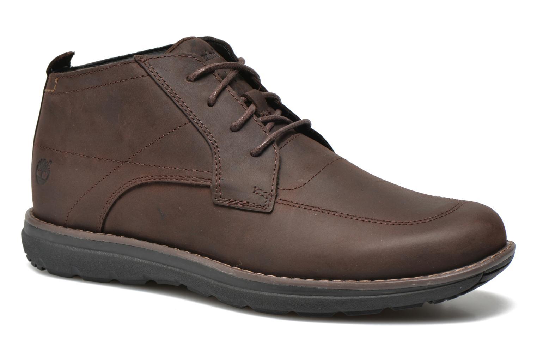 Chaussures à lacets Timberland Barrett PT Chukka Marron vue détail/paire