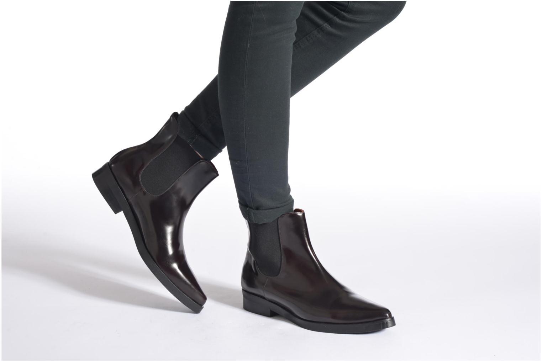 Stiefeletten & Boots Elizabeth Stuart Fonyx 308 weinrot ansicht von unten / tasche getragen