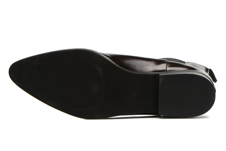 Boots en enkellaarsjes Elizabeth Stuart Fonyx 308 Bordeaux boven