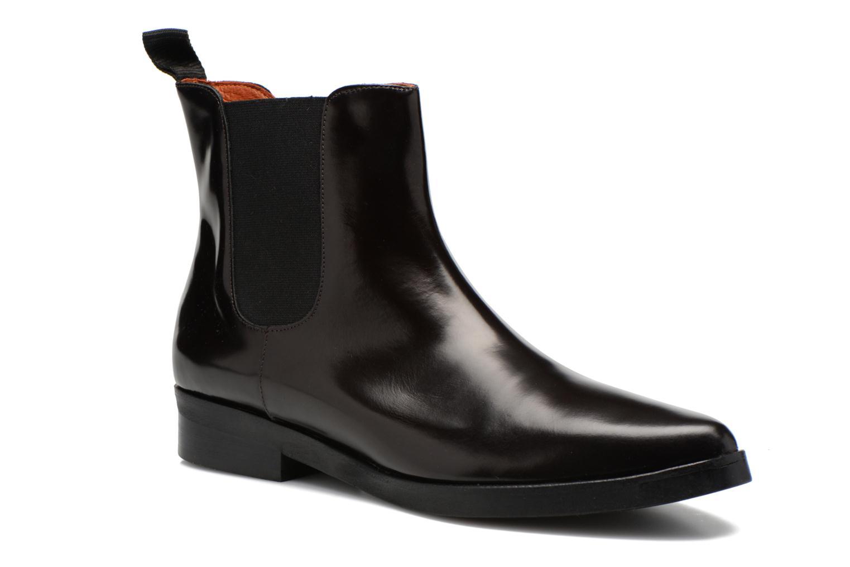 Boots en enkellaarsjes Elizabeth Stuart Fonyx 308 Bordeaux detail