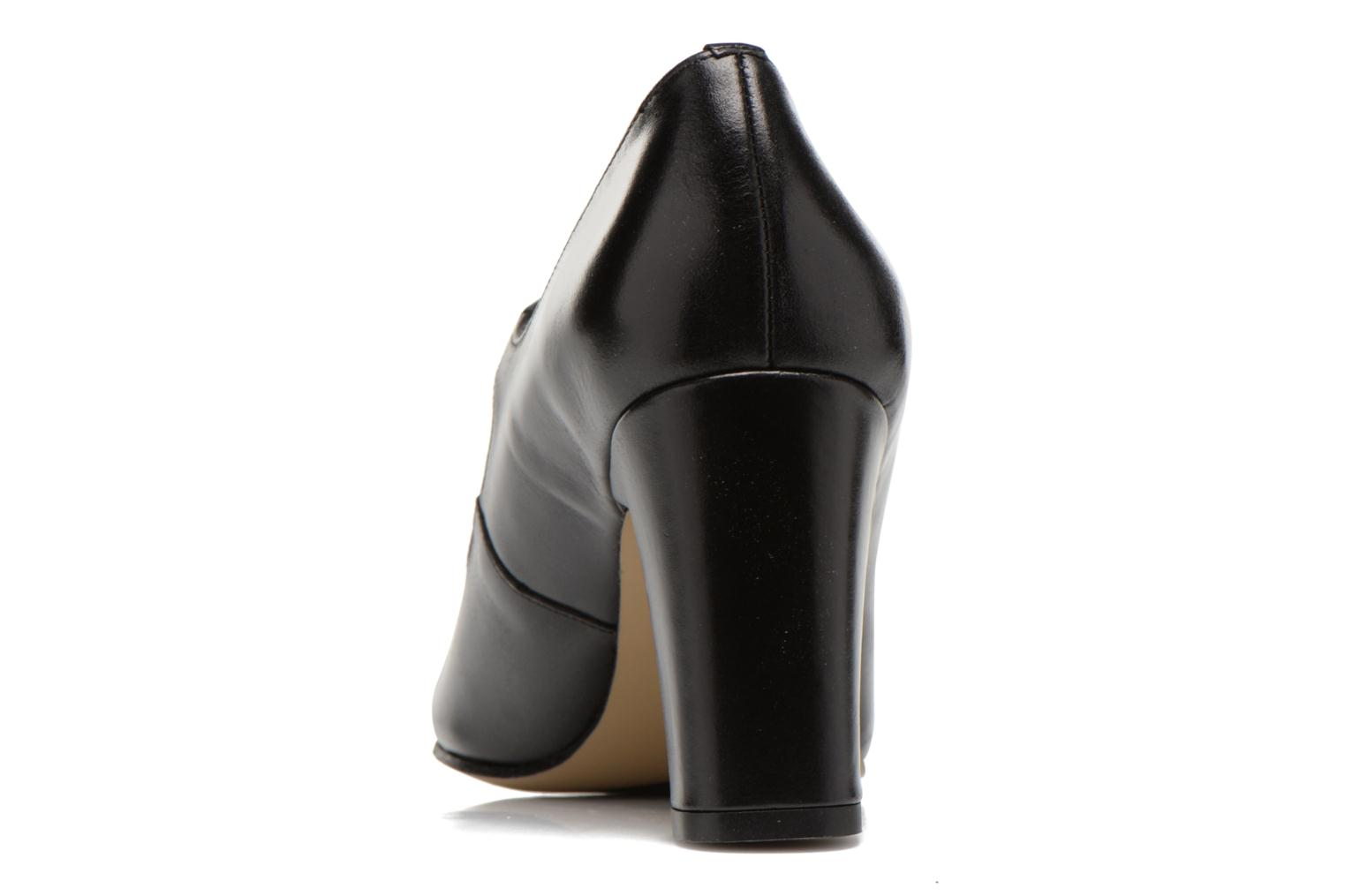 High heels Elizabeth Stuart Gix 304 Black view from the right