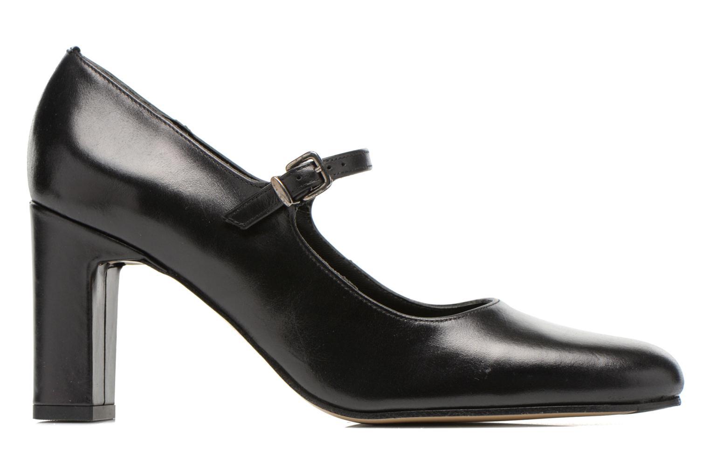 High heels Elizabeth Stuart Gix 304 Black back view