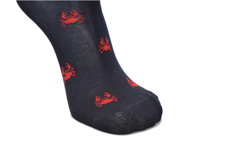 Socken Motifs 2er-Pack Rouge