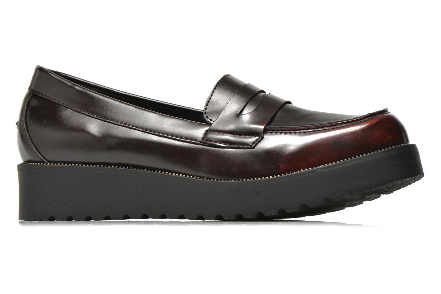 Loafers I Love Shoes THEVIA Burgundy back view