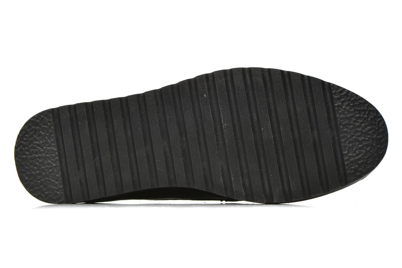 Slipper I Love Shoes THEVIA weinrot ansicht von oben