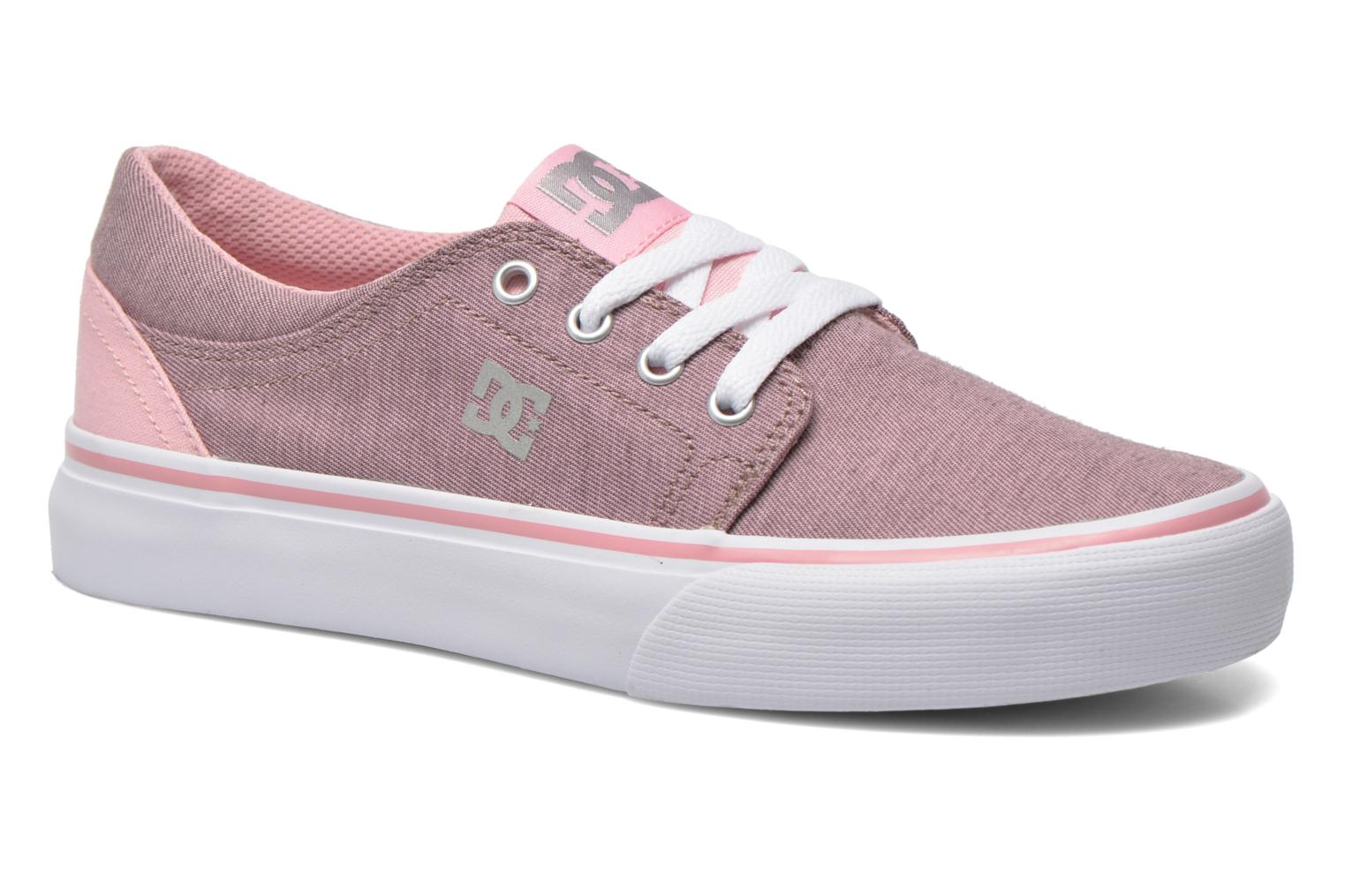 Trainers DC Shoes Trase Tx Se G Pink detailed view/ Pair view