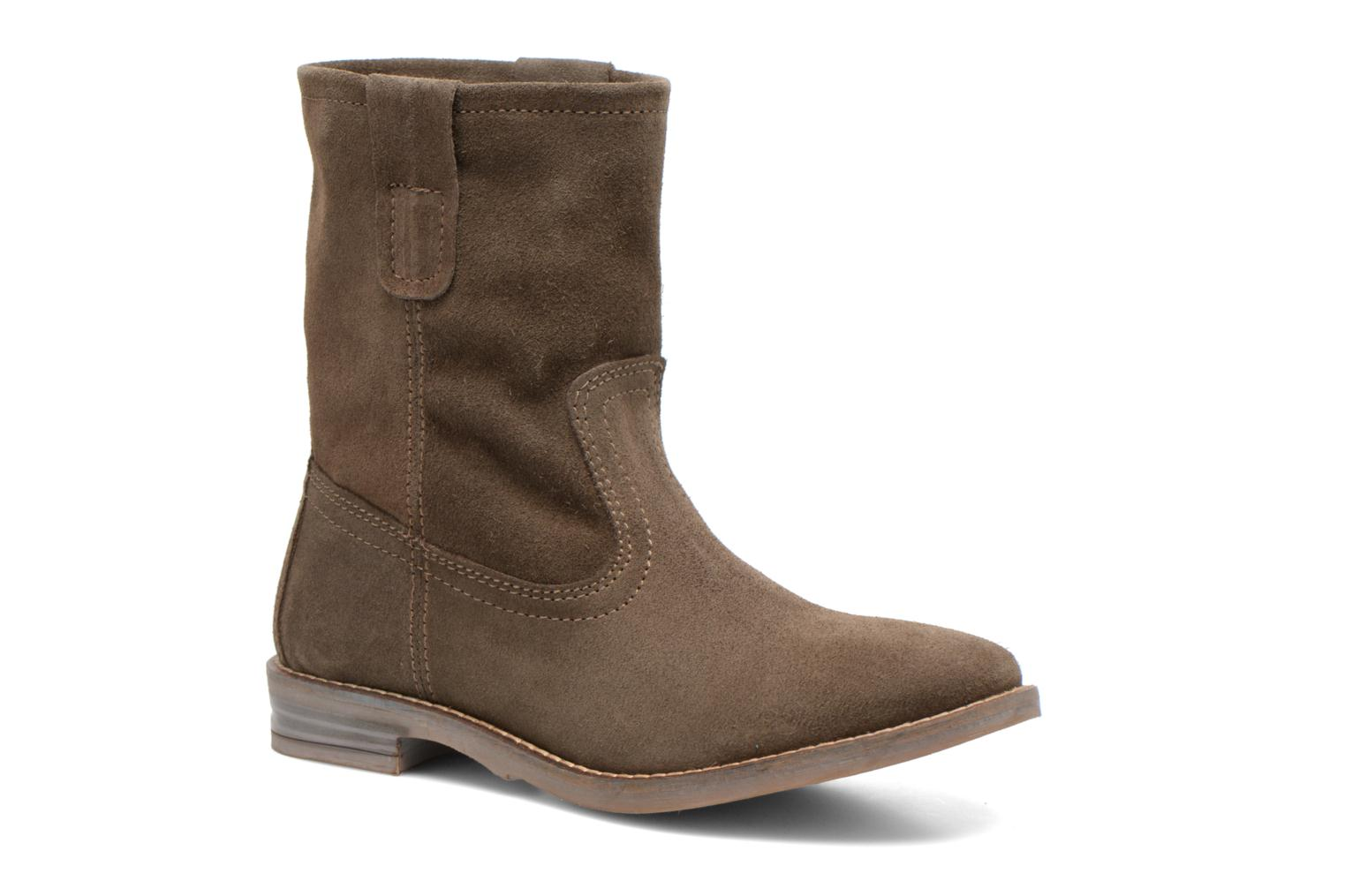 Ankle boots Buffalo Lisa Green detailed view/ Pair view