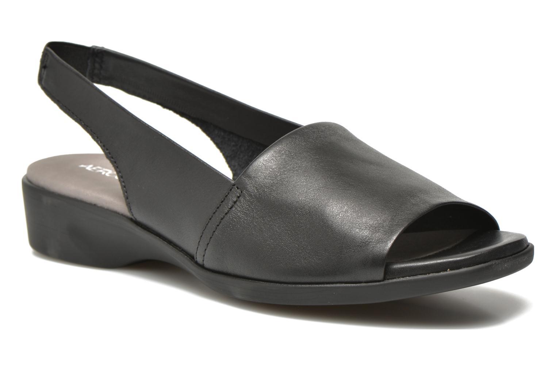 Grandes descuentos últimos zapatos Aerosoles Cush Flow (Negro) - Sandalias Descuento