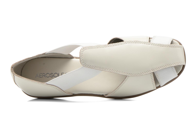 Sandali e scarpe aperte Aerosoles Easy Rider Bianco immagine sinistra
