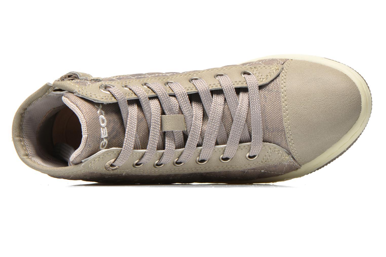 Sneakers Geox J Creamy B J54L5B Grigio immagine sinistra