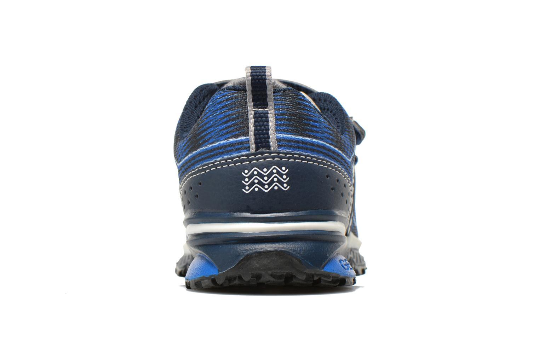Sneakers Geox J Bernie B J6211B Azzurro immagine destra