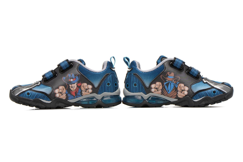 Sneaker Geox J Lt Eclipse J621BA blau 3 von 4 ansichten