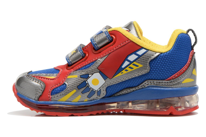 Sneaker Geox B TODO B. A B6284A mehrfarbig ansicht von vorne