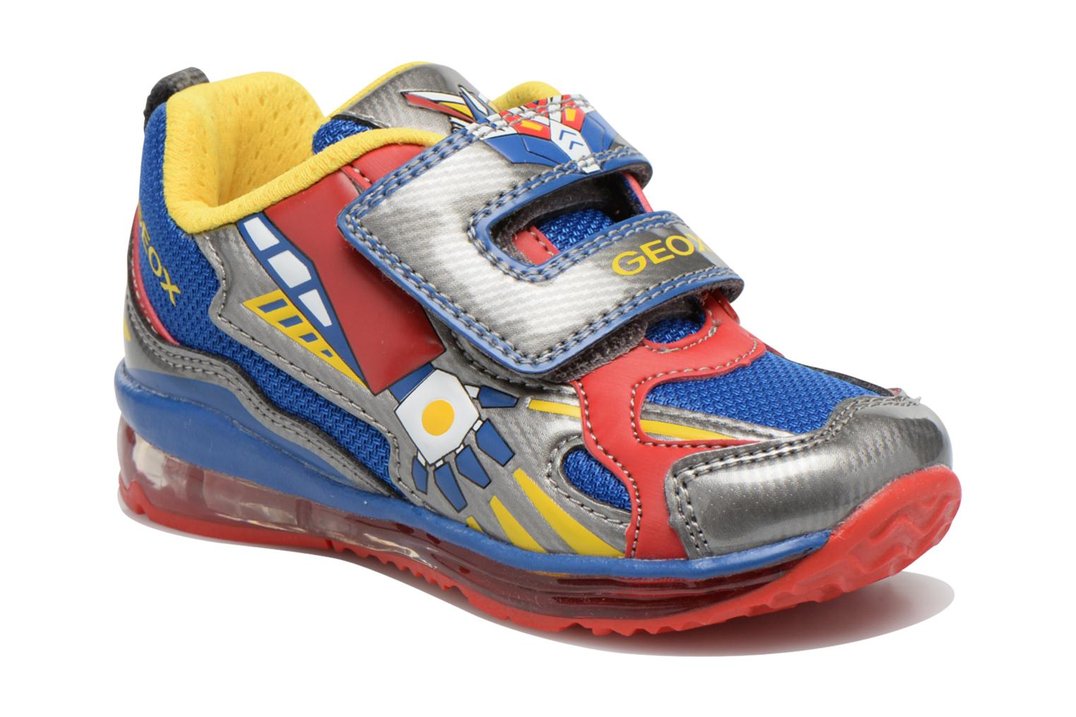 Trainers Geox B TODO B. A B6284A Multicolor detailed view/ Pair view