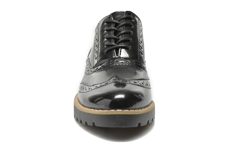 Chaussures à lacets I Love Shoes THINA Size + Noir vue portées chaussures