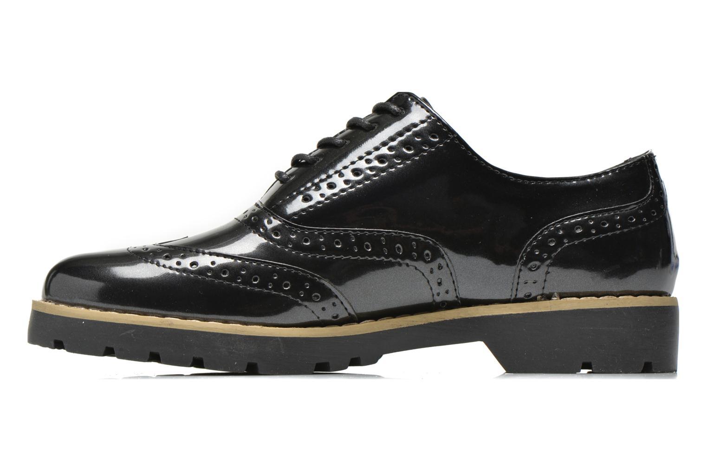 Chaussures à lacets I Love Shoes THINA Size + Noir vue face