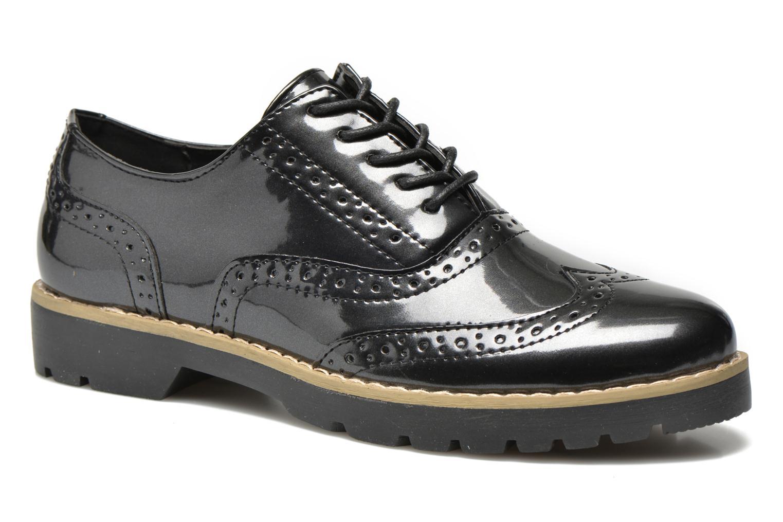 Chaussures à lacets I Love Shoes THINA Size + Noir vue détail/paire