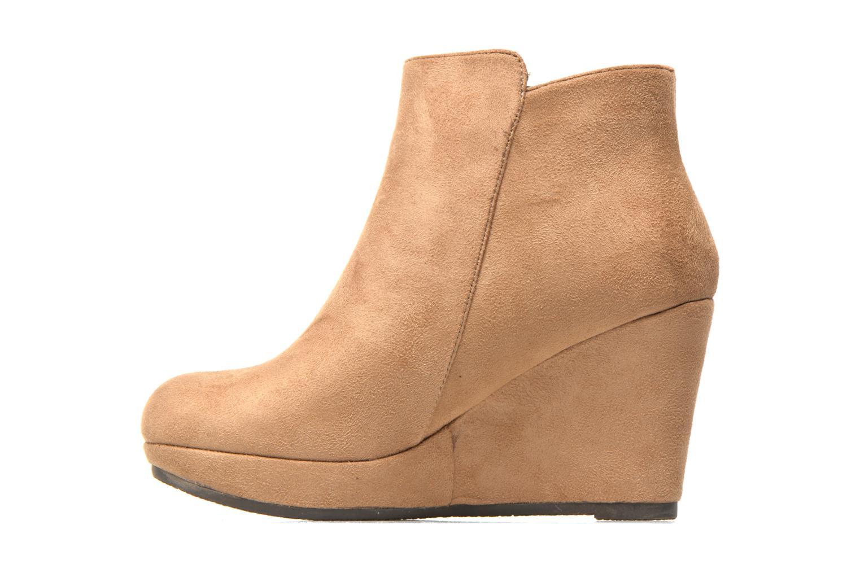 Bottines et boots Xti Maran Beige vue face