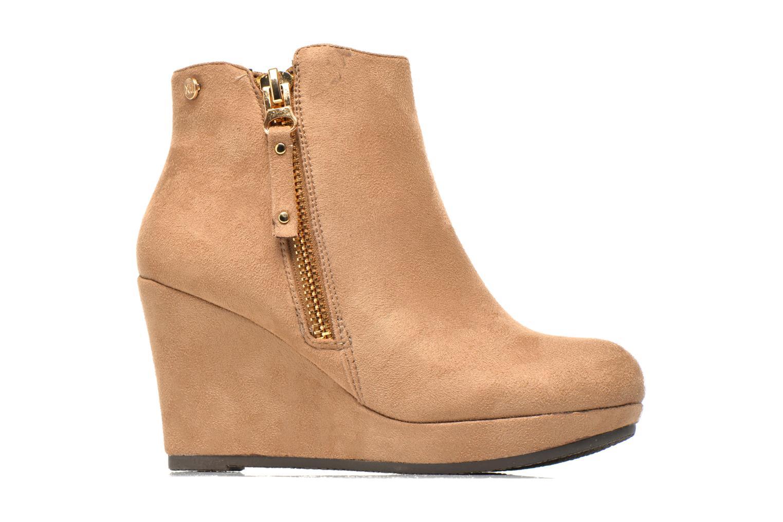 Bottines et boots Xti Maran Beige vue derrière