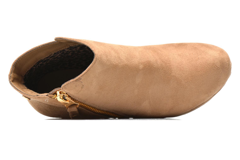 Bottines et boots Xti Maran Beige vue gauche