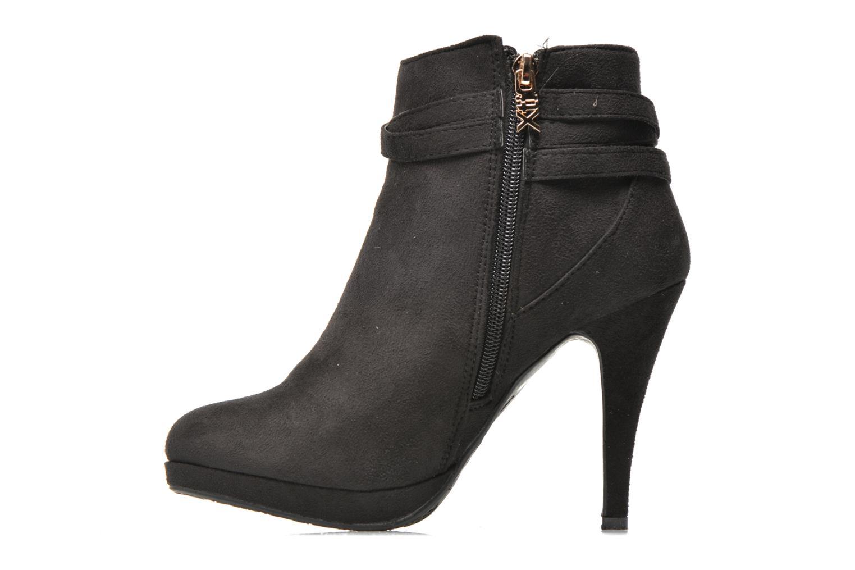Stiefeletten & Boots Xti Mayang schwarz ansicht von vorne