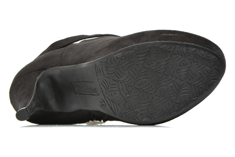 Stiefeletten & Boots Xti Mayang schwarz ansicht von oben