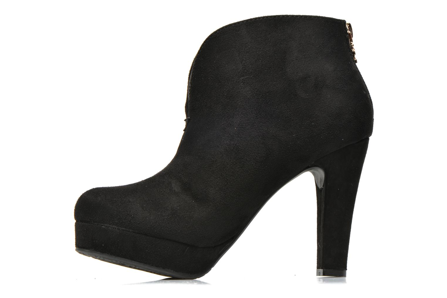 Ankle boots Xti Hulopo Black front view
