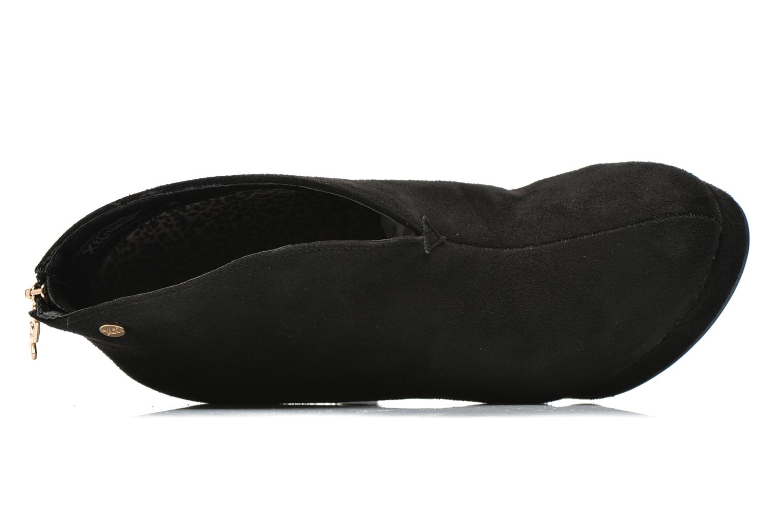 Ankle boots Xti Hulopo Black view from the left