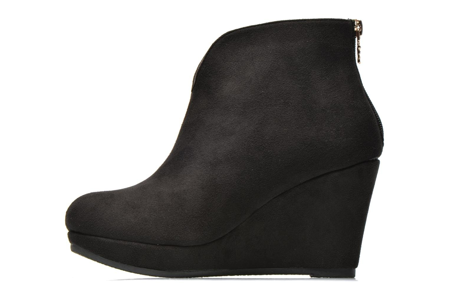 Ankle boots Xti Kinolo Black front view