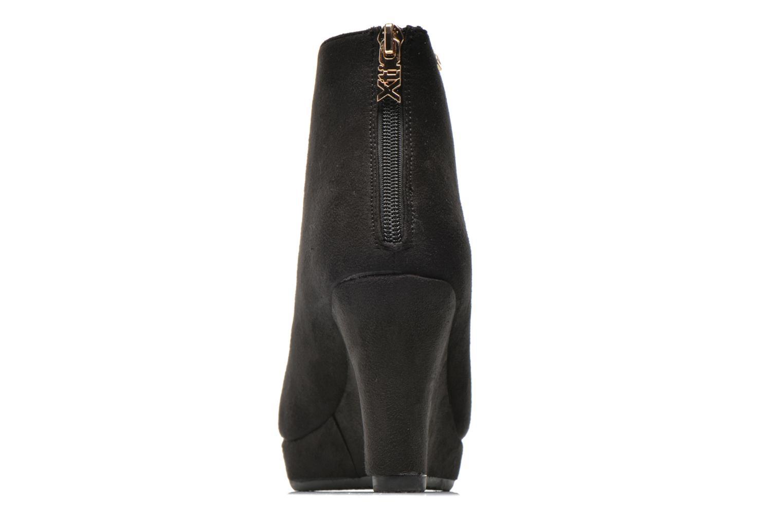 Bottines et boots Xti Kinolo Noir vue droite