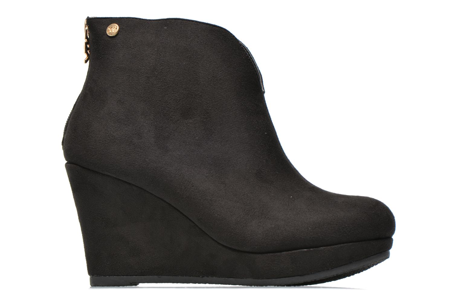 Ankle boots Xti Kinolo Black back view
