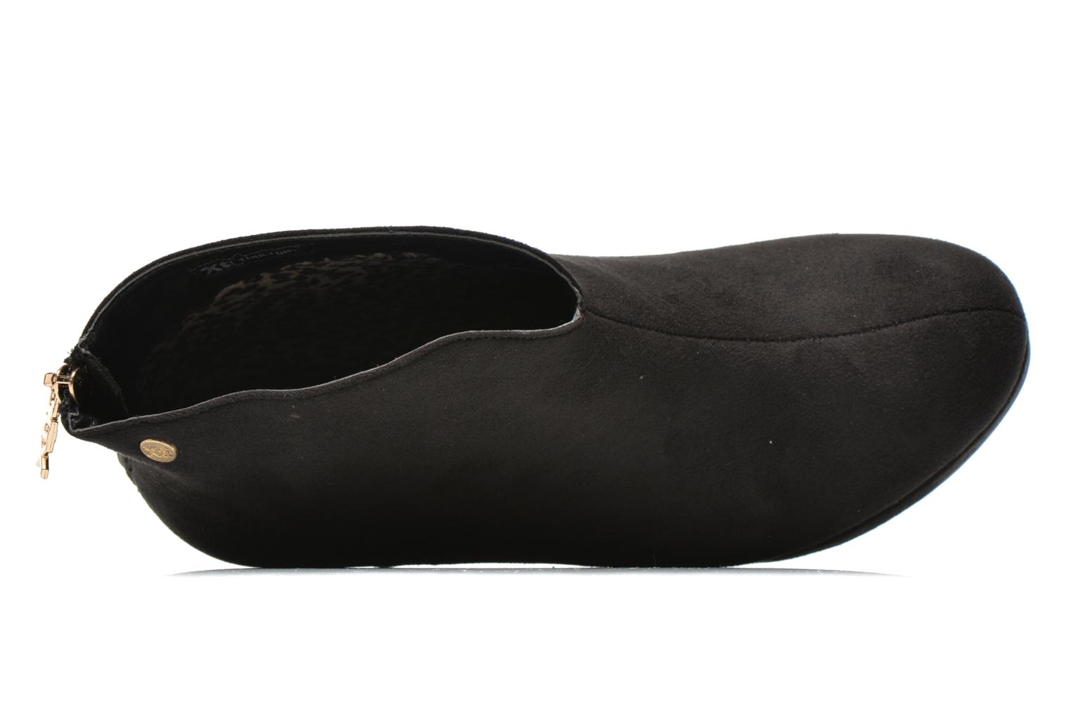 Ankle boots Xti Kinolo Black view from the left