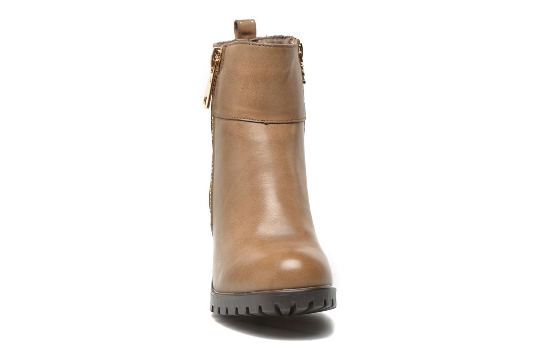 Stiefeletten & Boots Xti Maunoa beige schuhe getragen