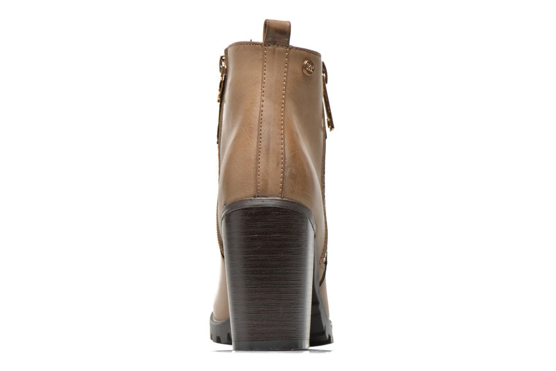 Stiefeletten & Boots Xti Maunoa beige ansicht von rechts