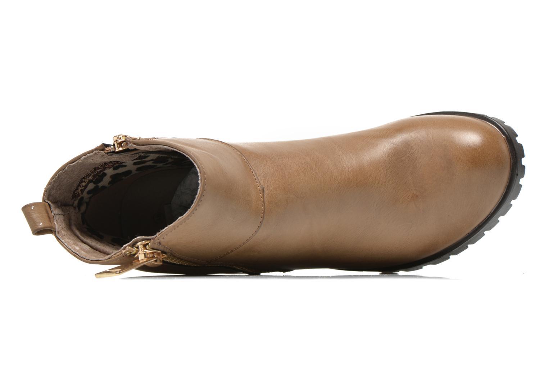 Stiefeletten & Boots Xti Maunoa beige ansicht von links